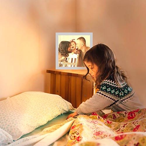 Lampe de chevet moderne personnalisée enfant