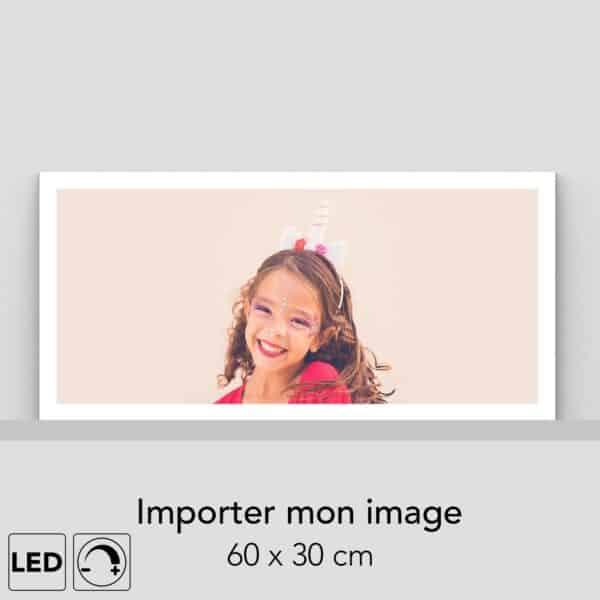 Lampe personnalisée enfant
