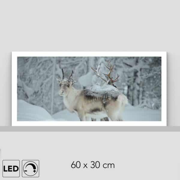 Lampe rennes horizontale