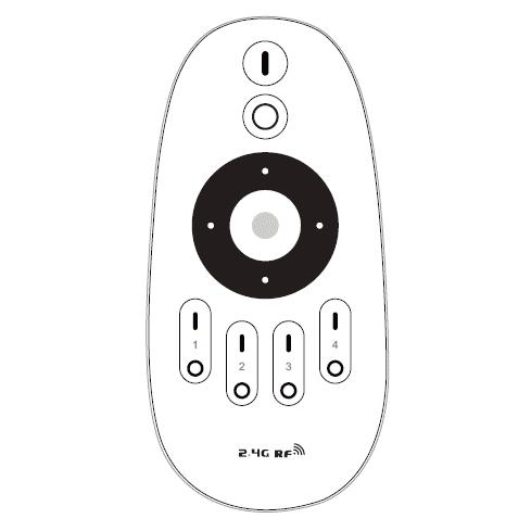 Télécommande lampe -Variateur