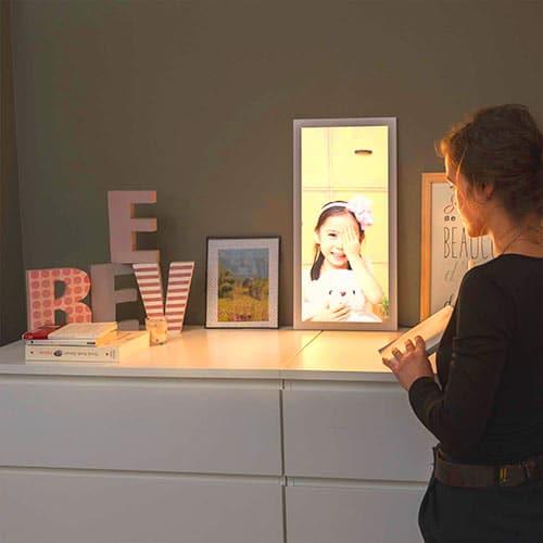 Lampe enfant personnalisé avec sa photo